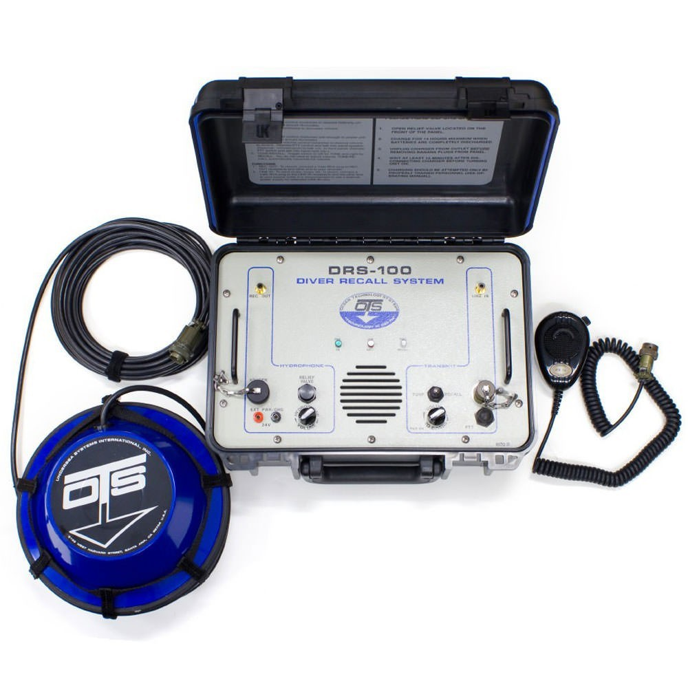 OTS DRS-100B Diver Recall Hydrophone System