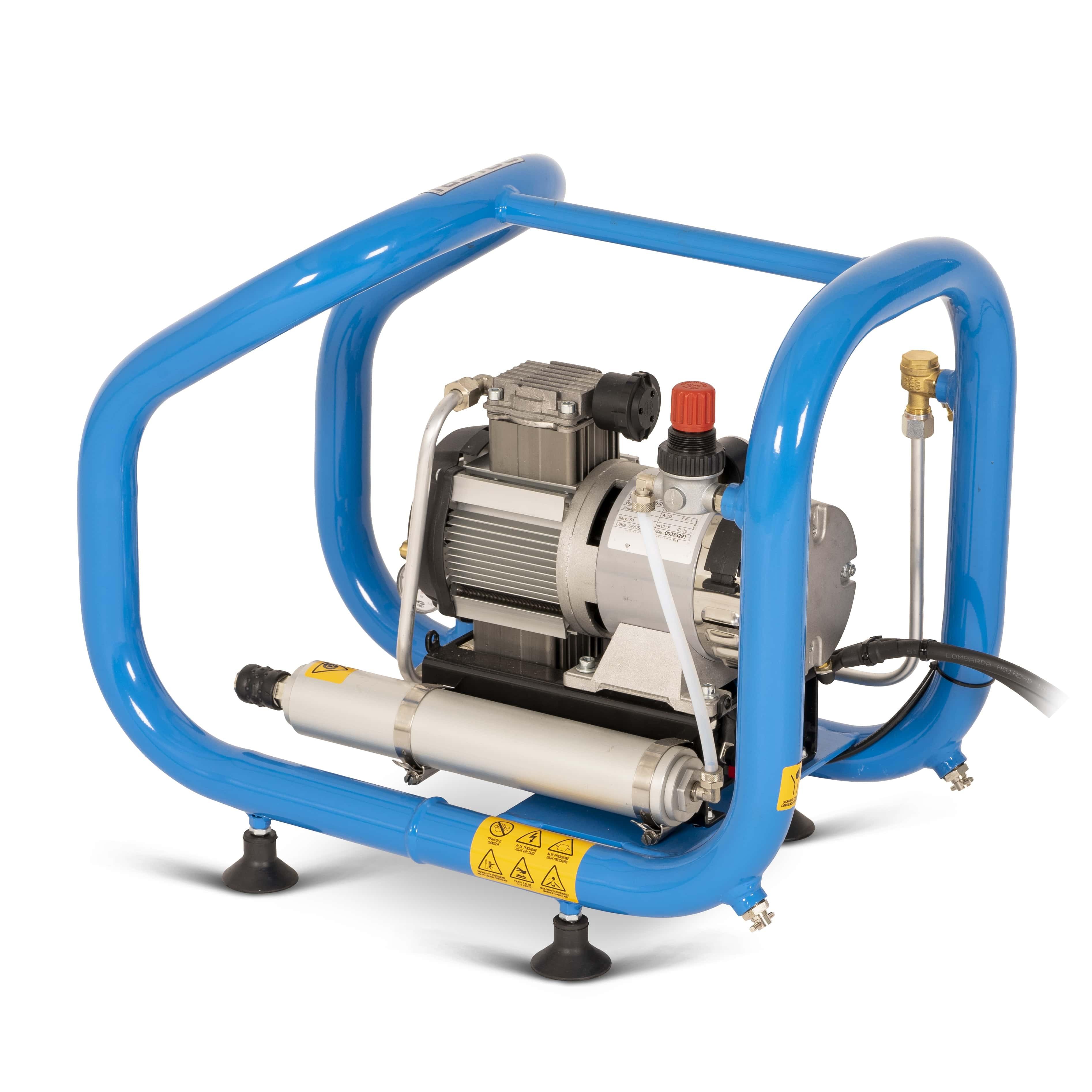 Coltri Teseo Third Lung Portable Compressor