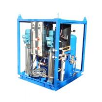 2 Diver Hot Water Machine with inbuilt Twin Pumps