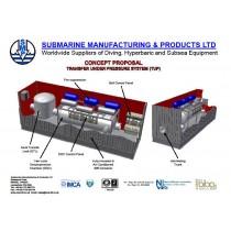 6 Diver Air TUP Modular Diving System
