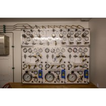 3 Diver Mixed Gas Panel