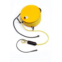 SMP Comms and Safety Line on Slip Ring Reel