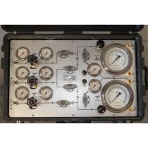 2 Diver Offshore HP Panel In Pelicase