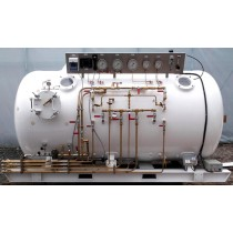 SMP Shortened 60inch Diver Decompression Chamber