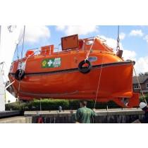 Self Propelled Hyperbaric Lifeboat - SPHL