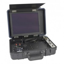 UWS-3310/DC Complete AC/DC Portable Colour Video System With LED Light