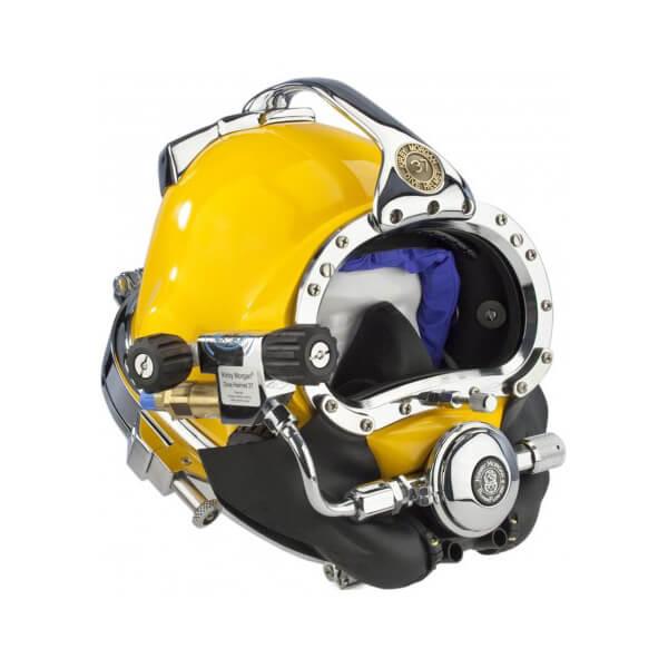 Kirby Commercial Diving Helmet