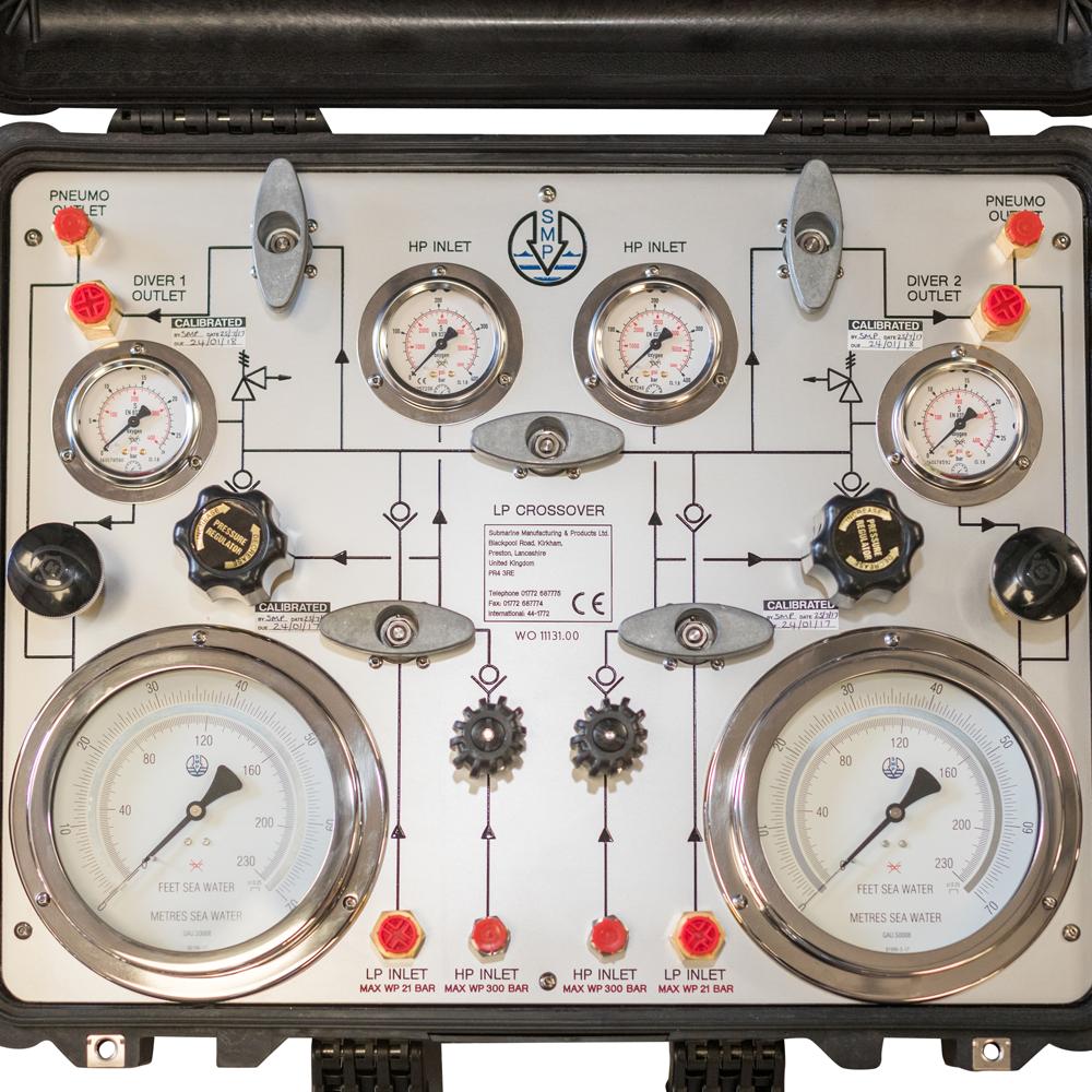 Diving Panels SMP control panel