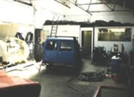 FLEETWOOD SITE 1983 - 1988