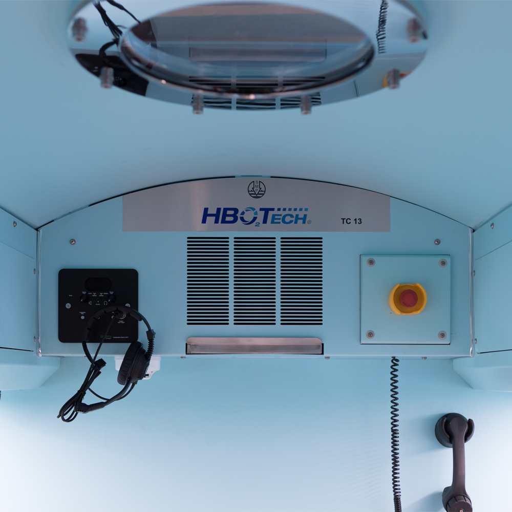 HBOT chamber technology