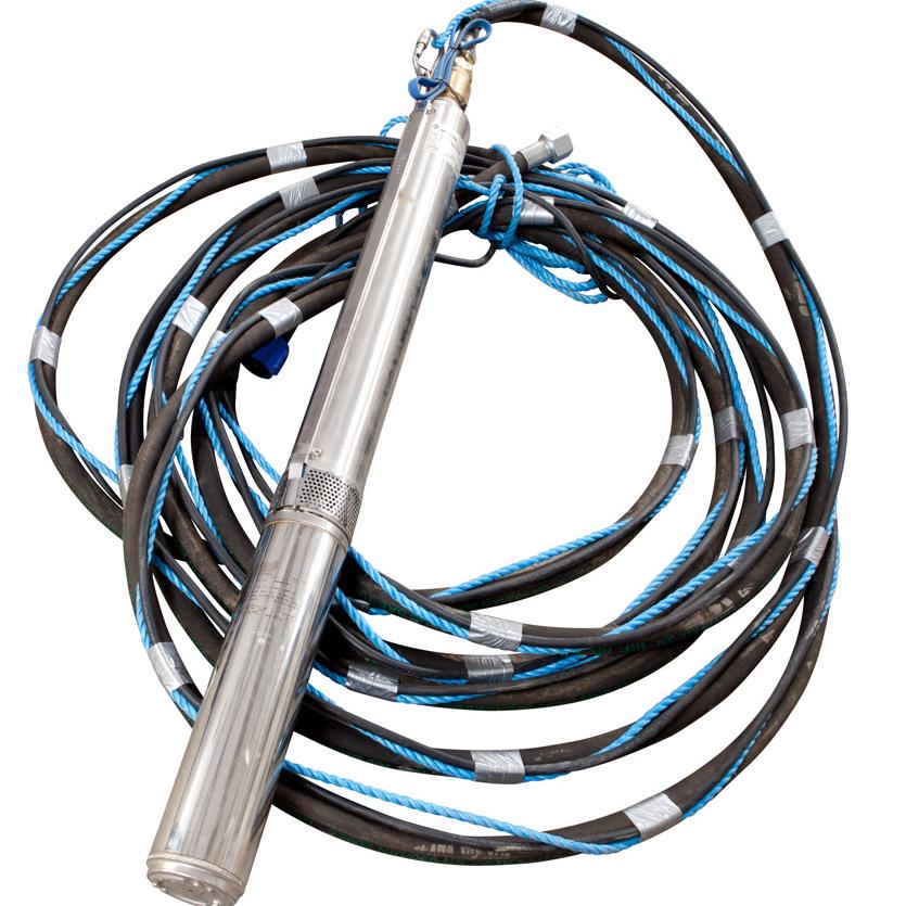 Hot water diving machine ancillary equipment SMP