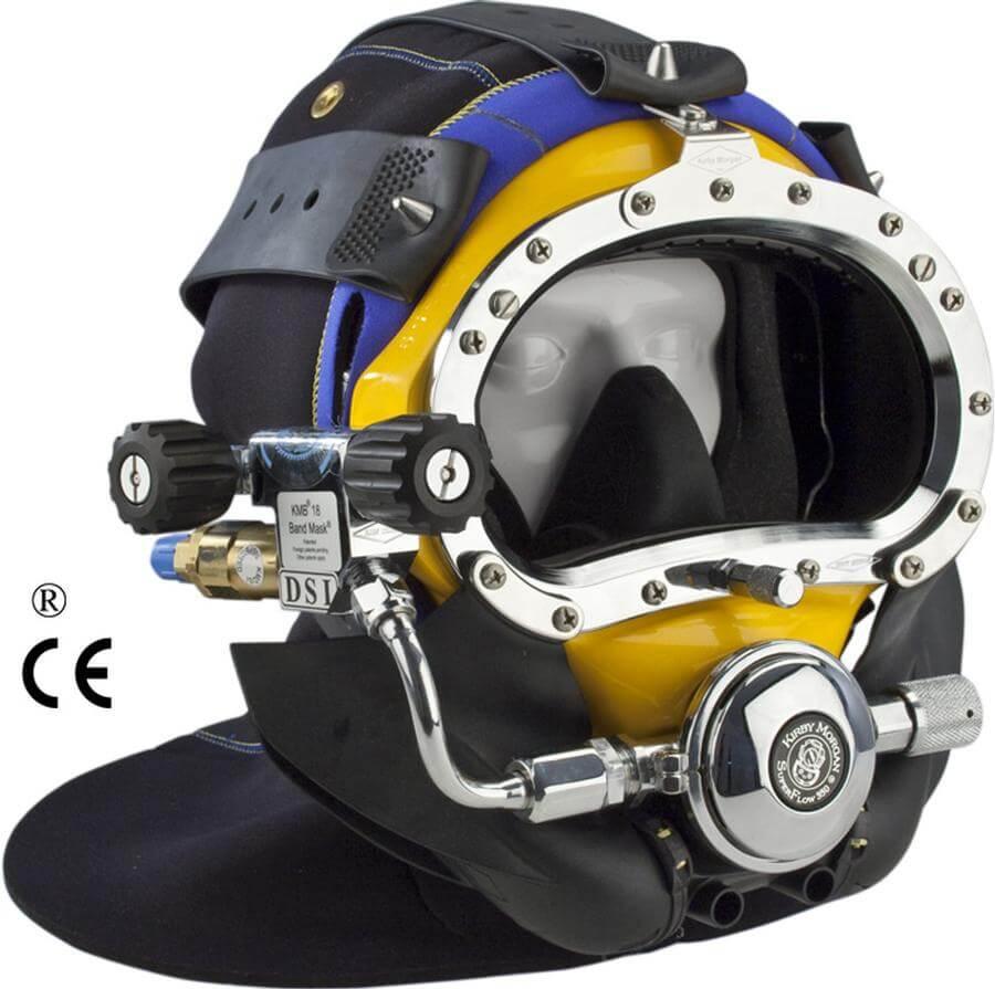 Kirby Morgan Diving mask