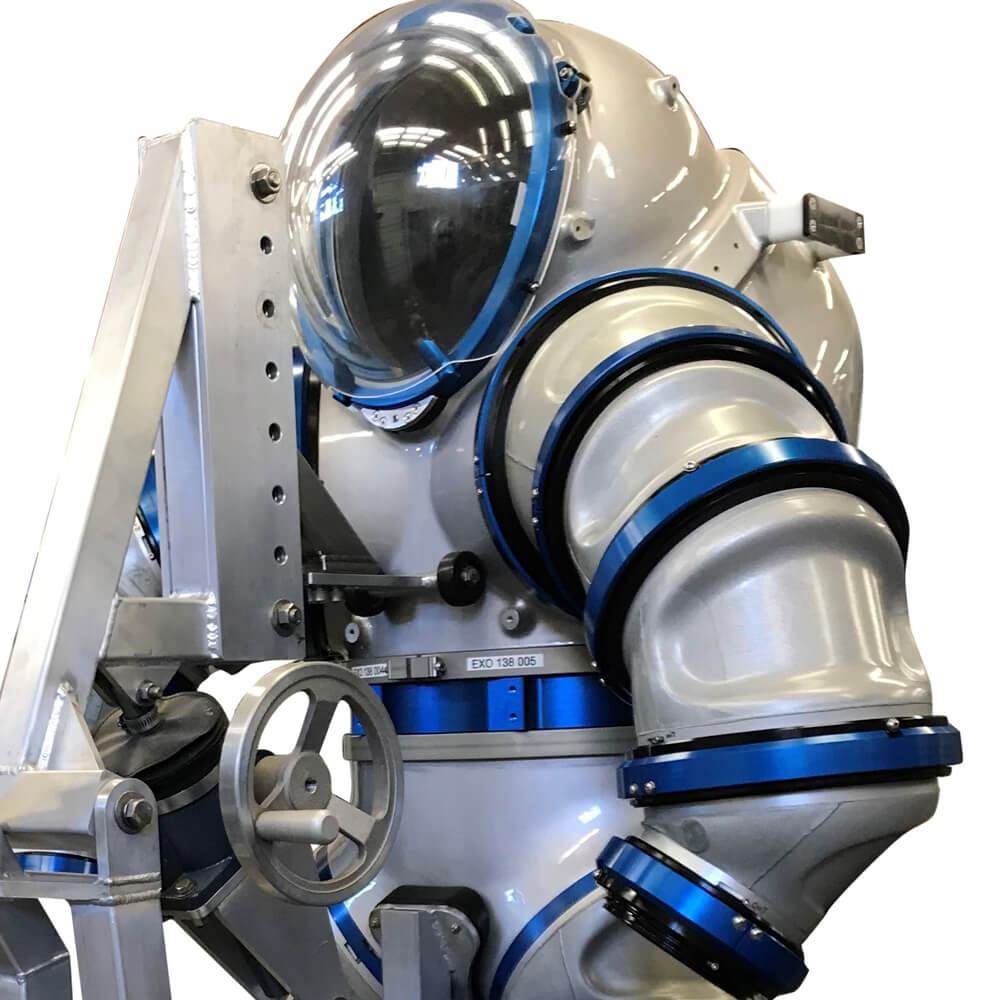 Underwater Atmospheric Suit