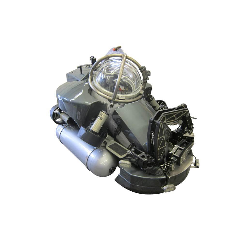 Submarine Rescue Systems deepworker machine