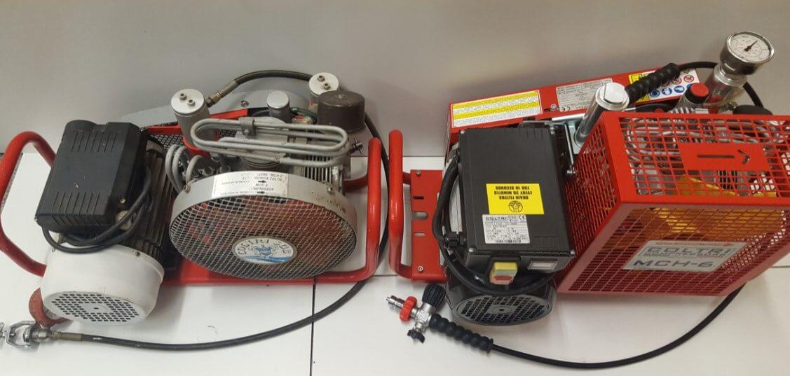 MCH 6 compressor