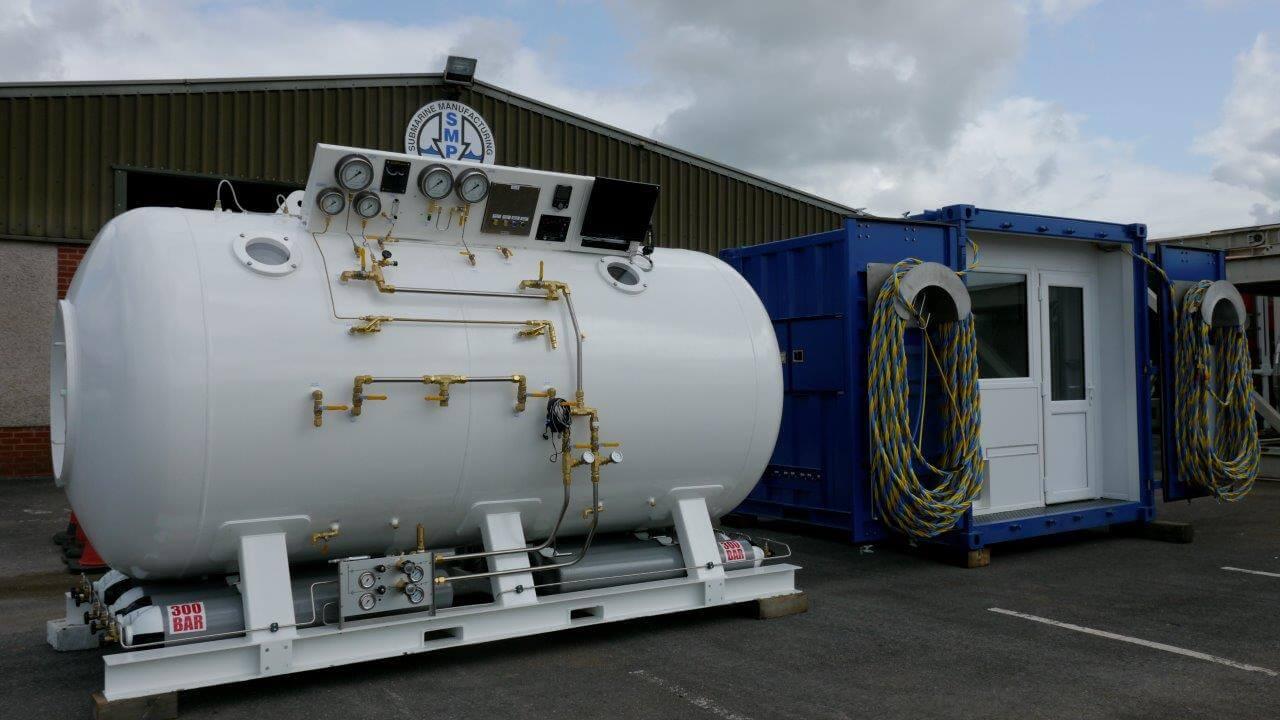 bespoke hyperbaric chamber design