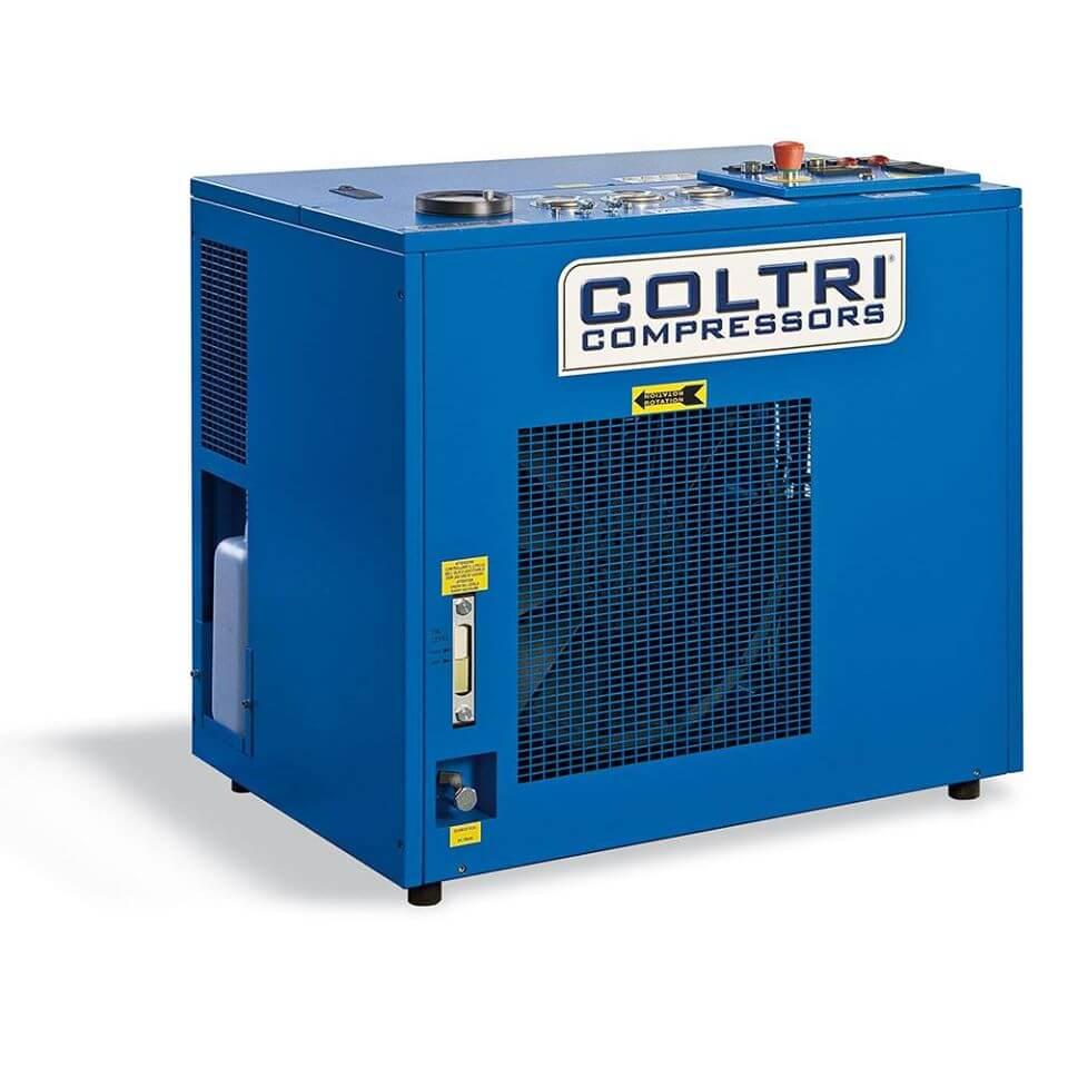 Cube Coltri Compressor isolated