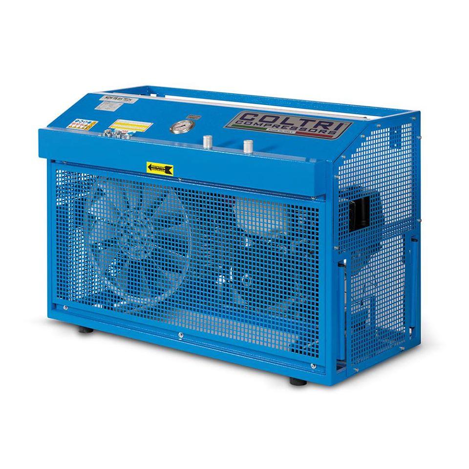 3/4 photo of Coltri Compressor