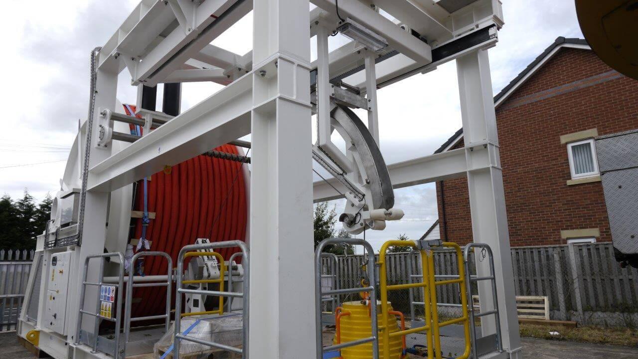 Submarine Emergency Ventilation and Decompression System