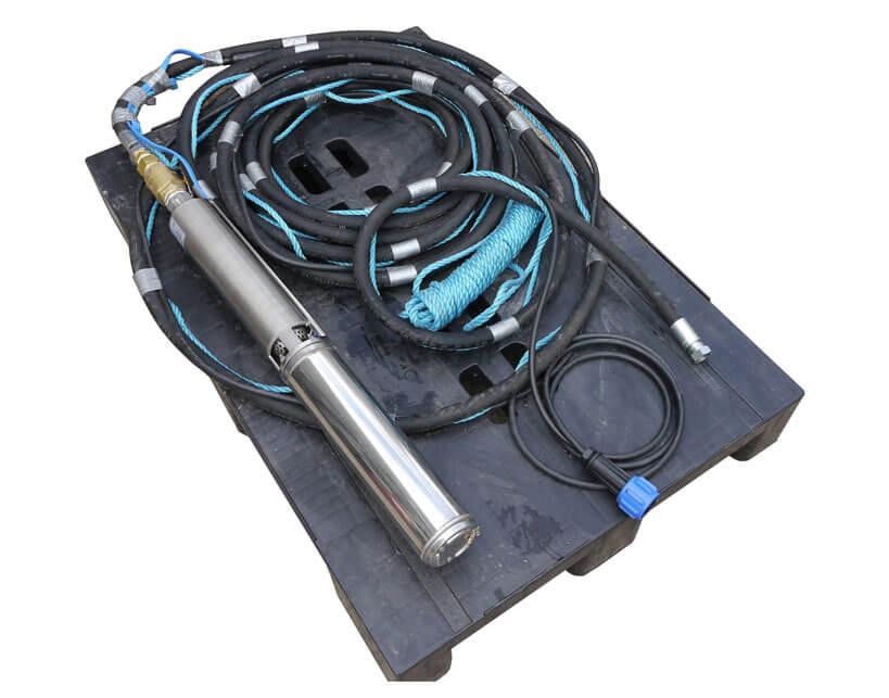 Hot water machine ancillary components