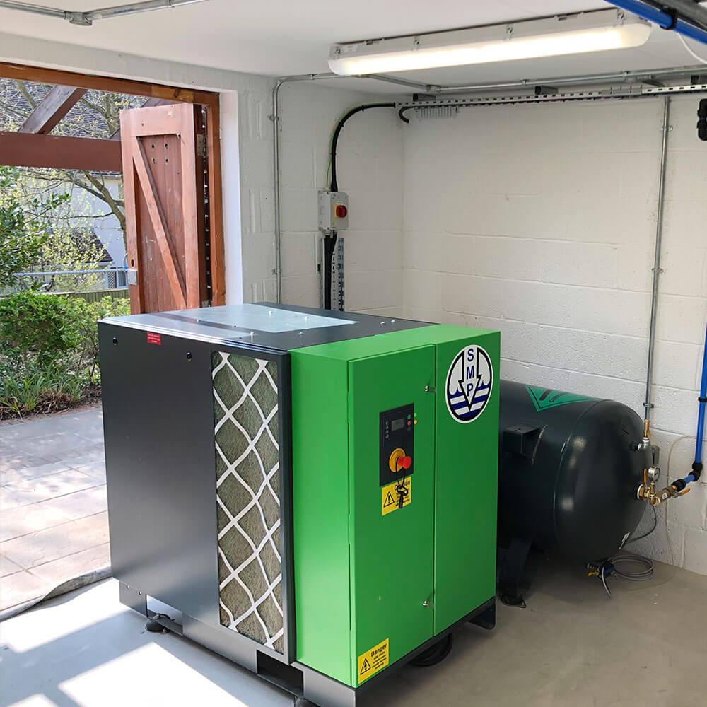 air compressor unit
