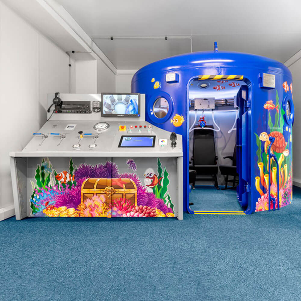 childrens oxygen therapy centre