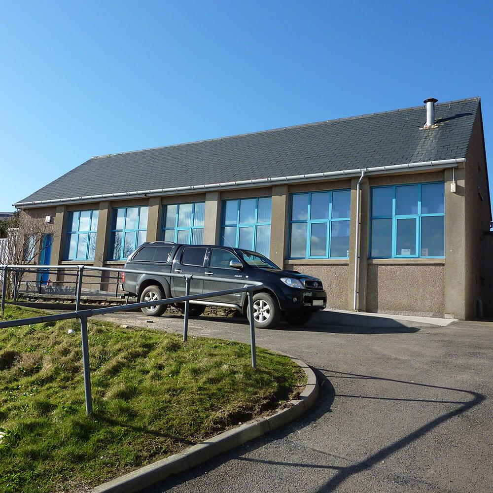 scientific underwater facility Orkney