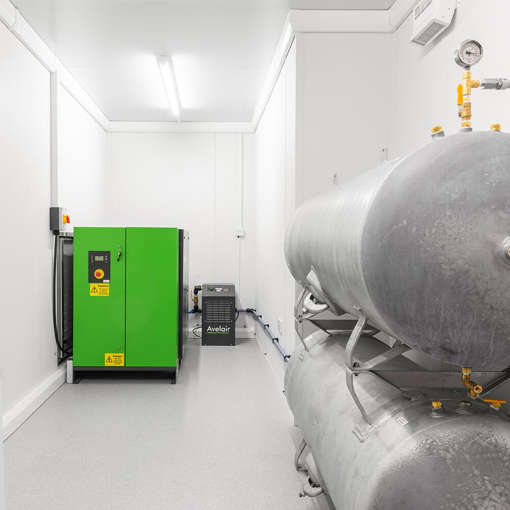 compressed air tanks storage