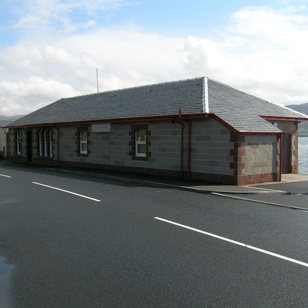Millport Marine Research Facility