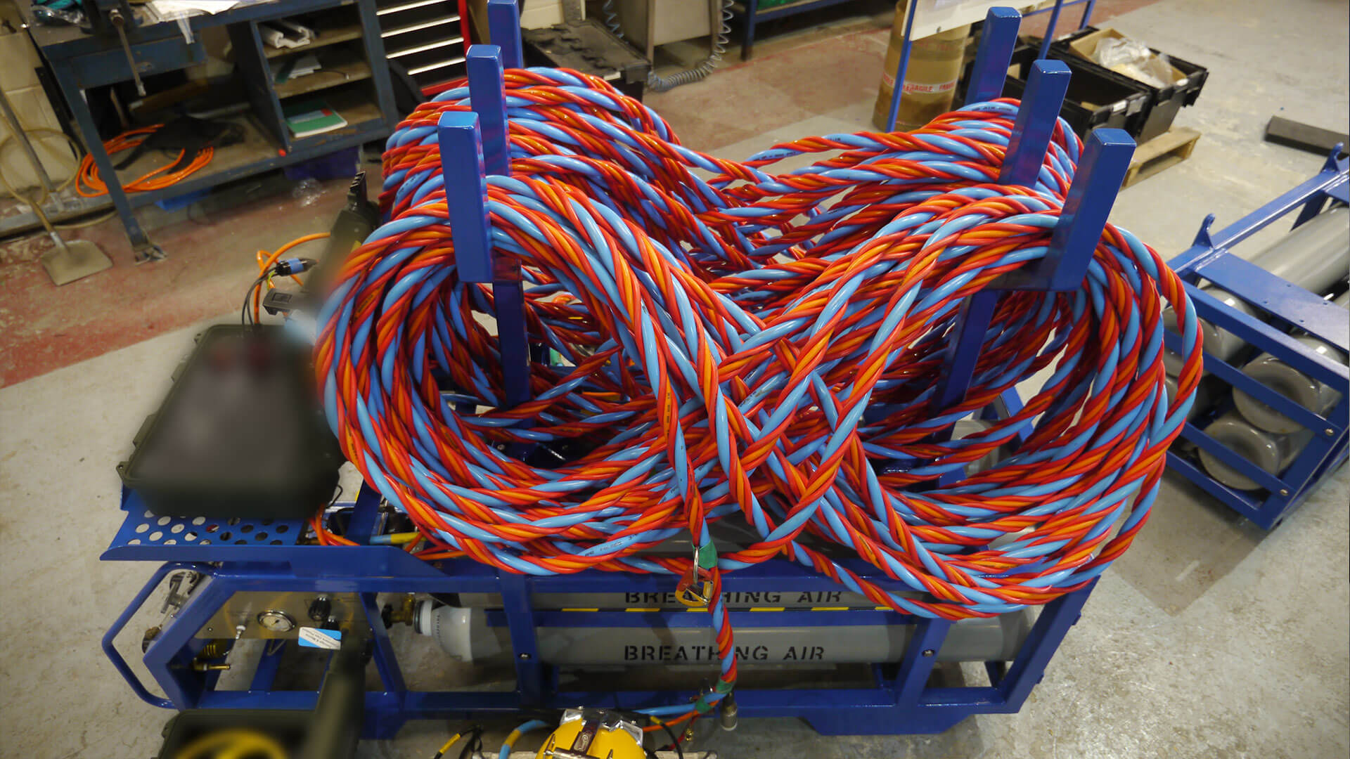 umbilicals for Scuba Replacement Packages