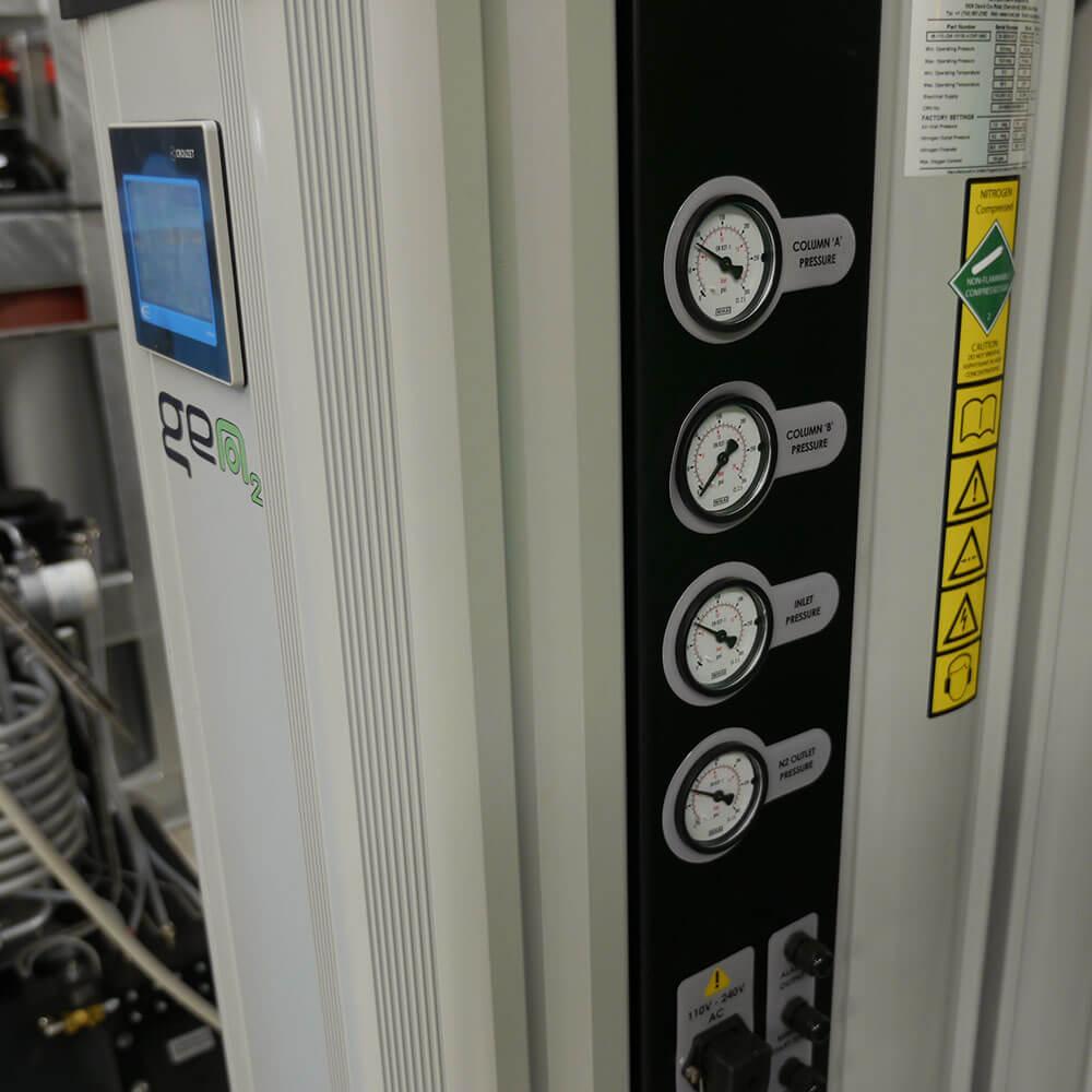 nitrogen generation package