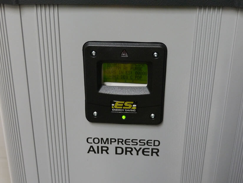 Nitrogen Compressed Air Dryer